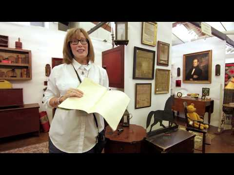 American Dealers minisode featuring Colleen Alpers