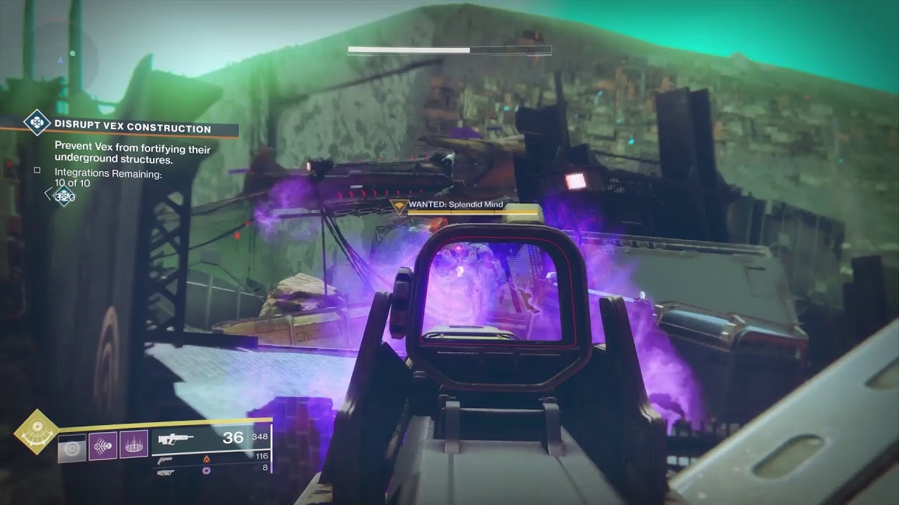 Destiny 2 Wanted Bounty locations and how to get Lord of Wolves