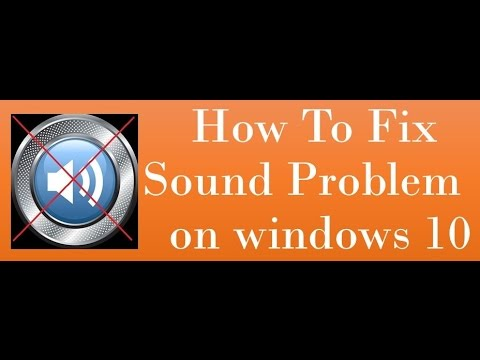 no audio output device is installed windows 10 fix youtube. Black Bedroom Furniture Sets. Home Design Ideas