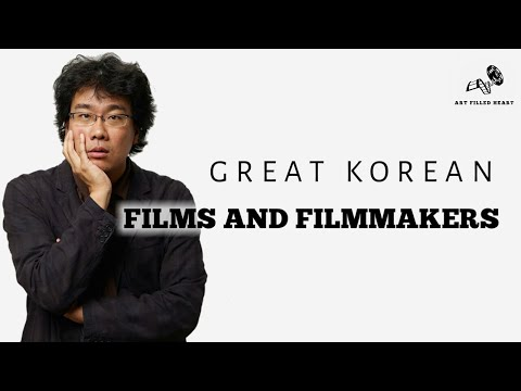 Great korean Films and Filmmakers ( Tamil )