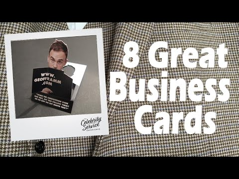 Best business cards marketing and customer service speaker geoff best business cards marketing and customer service speaker geoff ramm colourmoves