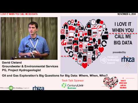 Tech Talk: GES -- Oil and Gas Exploration's Big Questions for Big Data