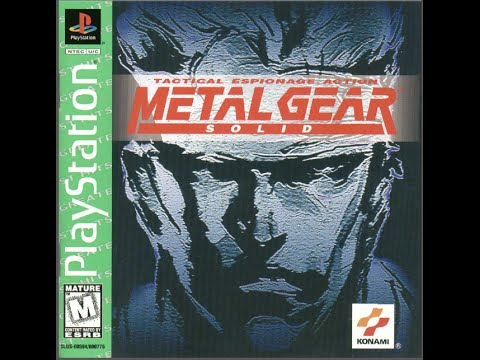 metal gear solid game manual psx instruction booklet youtube rh youtube com PlayStation Portable PlayStation Vita