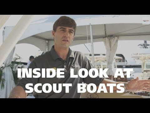 Sneak Peek and Inside Look at the Future of Scout Boats