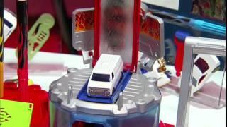 Hot Wheels Airbrush Auto Design Custom Kit Playset