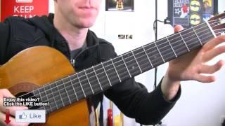 La Bamba - Los Lobos - Guitar Lesson ★ Super Easy Beginners Riff Series How To Play Tutorial