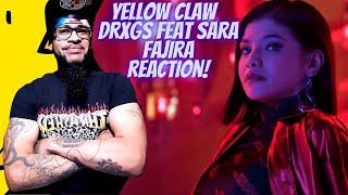 Download lagu Yellow Claw - DRXGS (Feat. Sara Fajira) [Official Music Video] REACTION