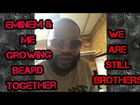 OBIE TRICE REACTS ON EMINEM REVIVAL & HIS RELATIONSHIP WITH HIM