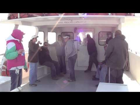 Debs Deep Sea Fishing Trip 2015