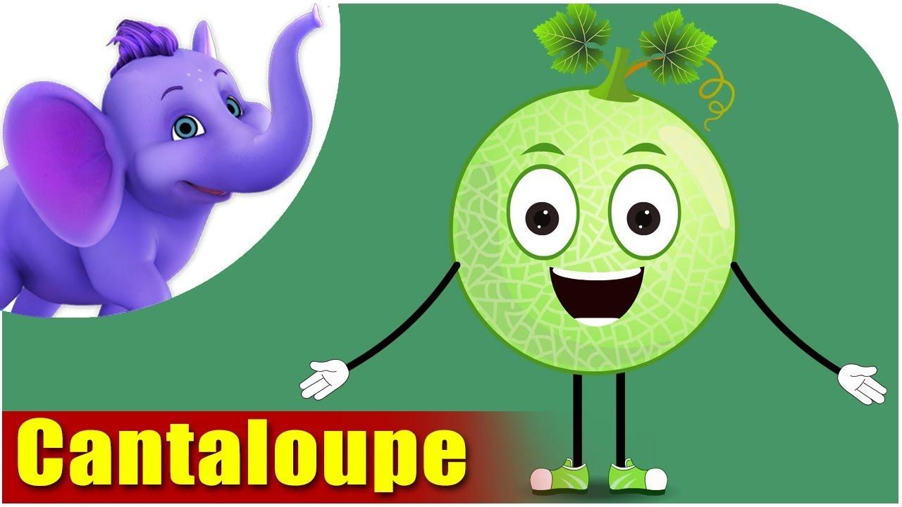 Cantaloupe Fruit Rhyme In Ultra Hd 4k Youtube 5 years ago 5 years ago. cantaloupe fruit rhyme in ultra hd 4k