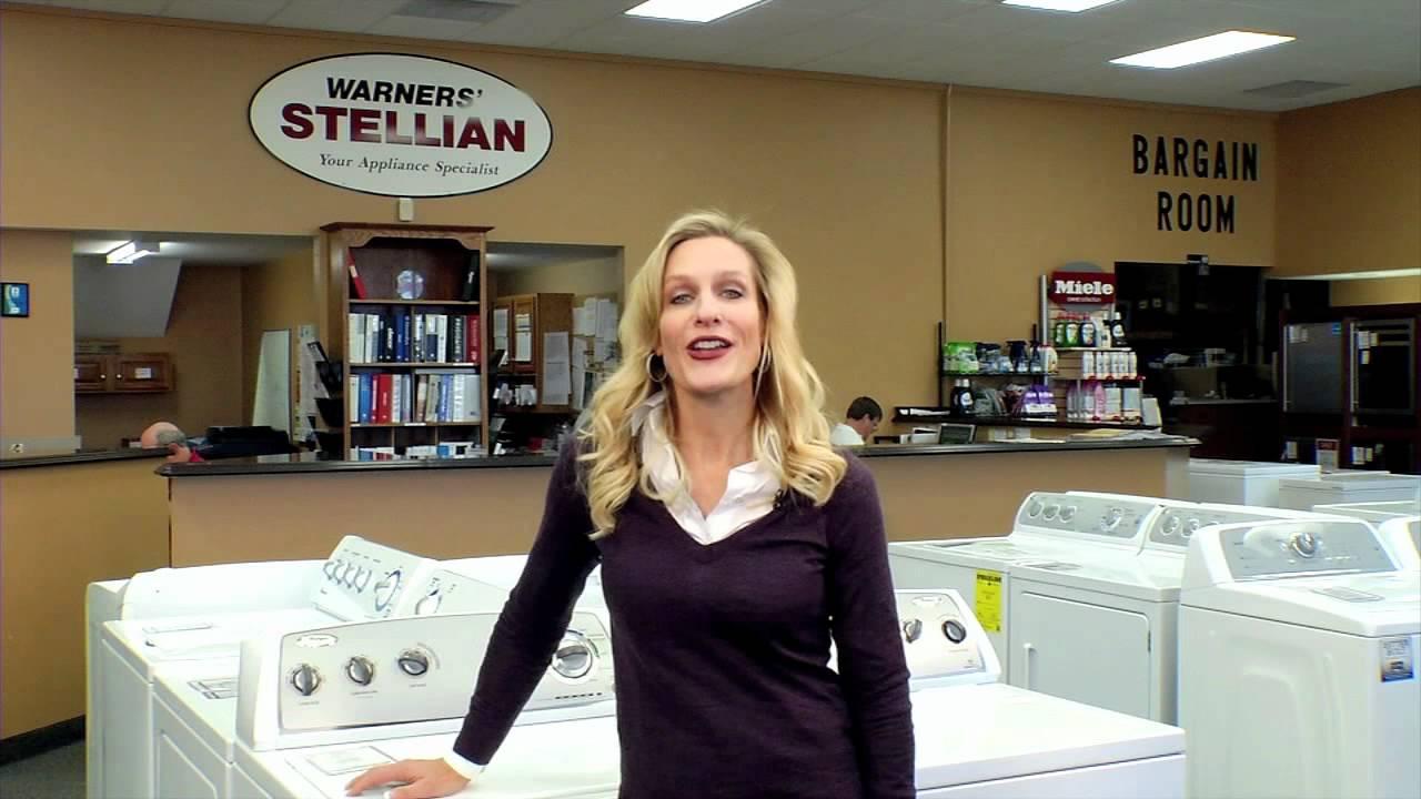 Warner stellian appliance store rochester tour video youtube for Warners stellian