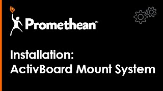 ActivBoard Mount System Installation(The second step in installing an ActivBoard Touch 88 UST Mount System is installing the ActivMount System. This video will show you where to drill the holes, ..., 2015-07-21T21:32:57.000Z)