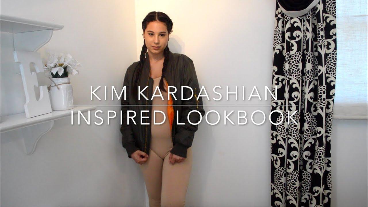 d3a5b0361dc21 Kim Kardashian Inspired Lookbook Fall/Winter Edition | itserikadiaz ...