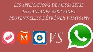 WhatsApp peut-il être détrôné par les applications de messagerie instantanée d'origine africaines? screenshot 4