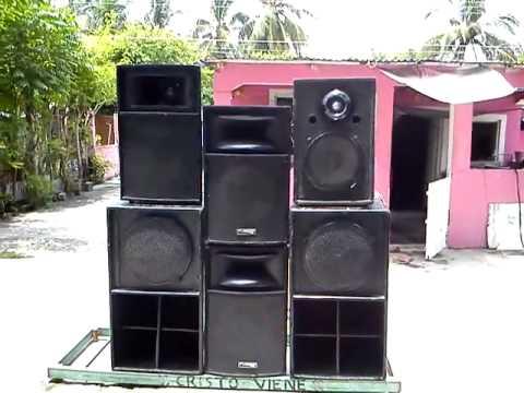 Probando amplificadores backstage cs12000ycs20000