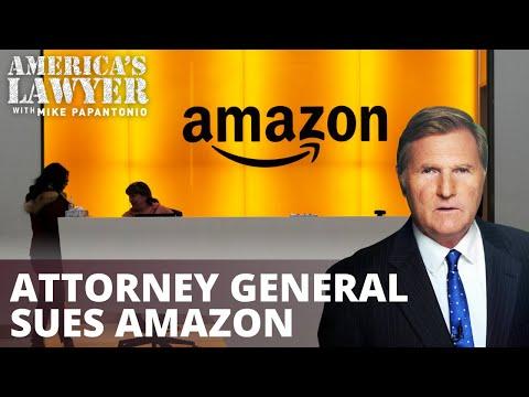 AG's Sue Amazon Over Price-Fixing & Antitrust Violations