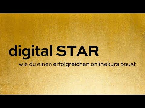digitalSTAR | Wie du einen erfolgreichen Onlinekurs baust