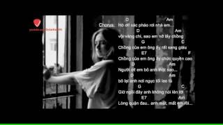[Hợp âm] Vọng cổ tù... - Lã Phong Lâm