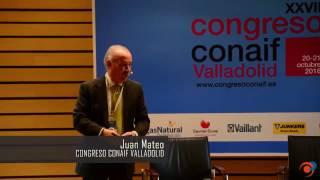 Así fue el XXVII Congreso Conaif en Valladolid