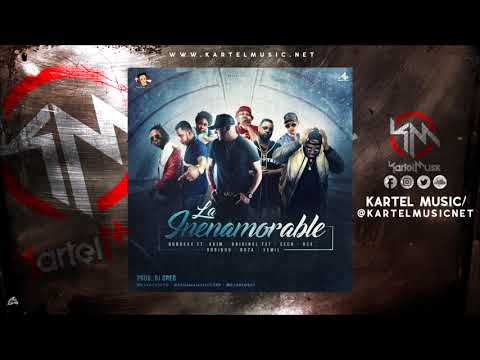 Dubosky Ft Akim, Original Fat, Sech, Bca, Robinho, Boza & Yemil - La Inenamorable | Audio Oficial
