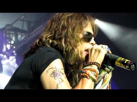Aerosmith No More No More Cincinnati 2010