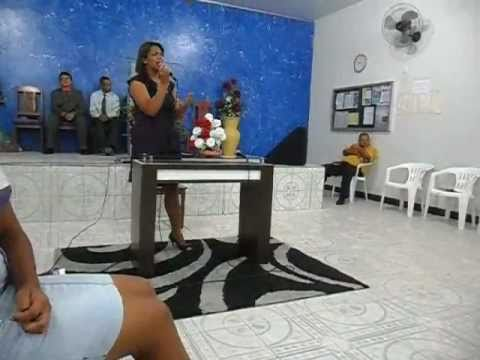 Paulinha canta Posso Clamar - Eyshila
