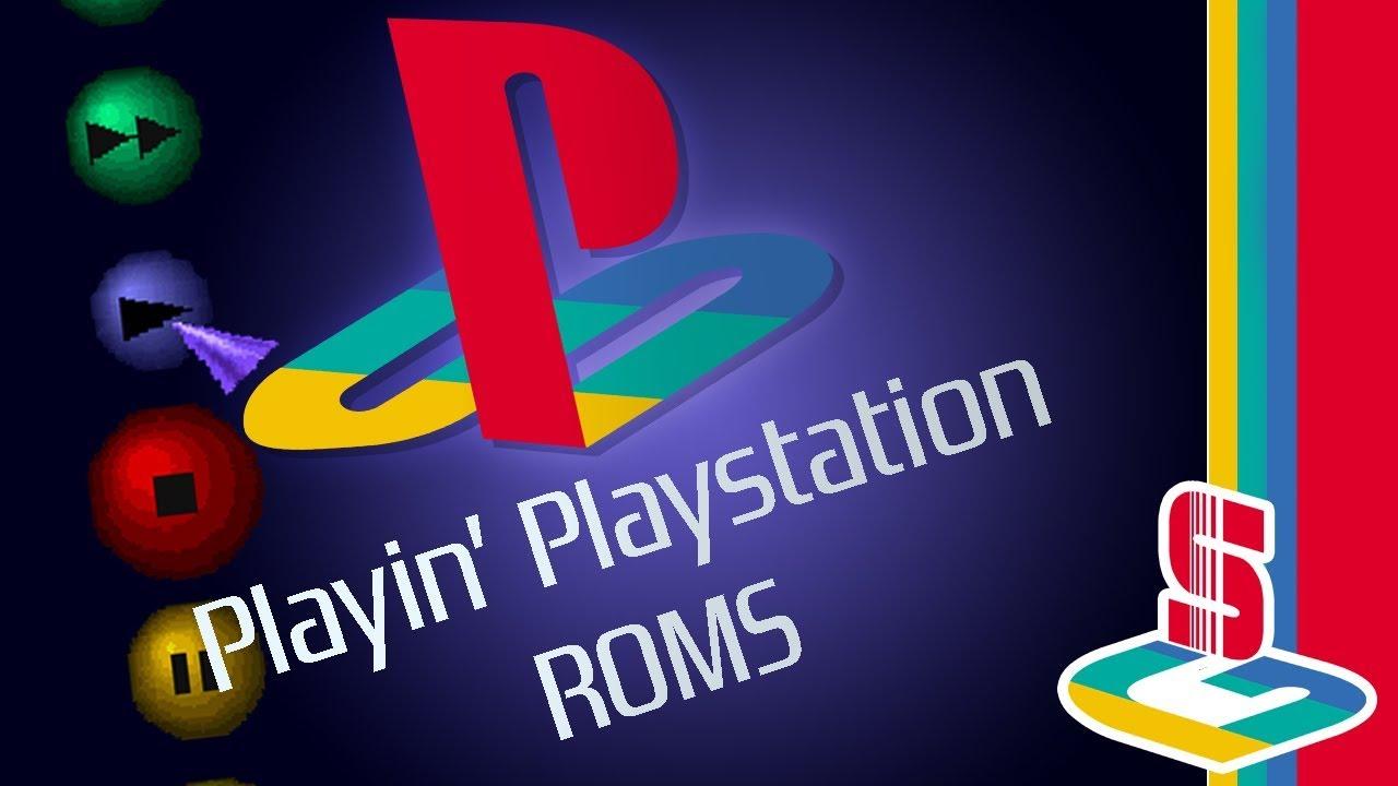 [Stevingesus LIVE] - Playin' Playstation roms - 90s gaming!