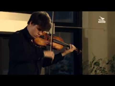 Jan Mráček - S. Prokofjev sonata for solo violin, op. 115, I. Moderato
