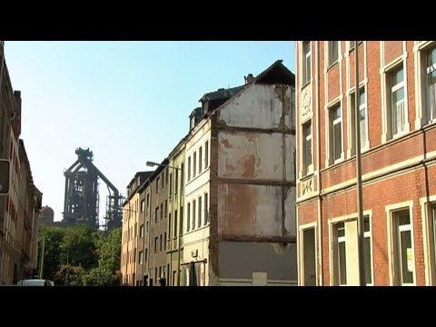 ERSCHRECKENDE STUDIE: Deutschlands Schwache Regionen Verlieren Massiv Menschen