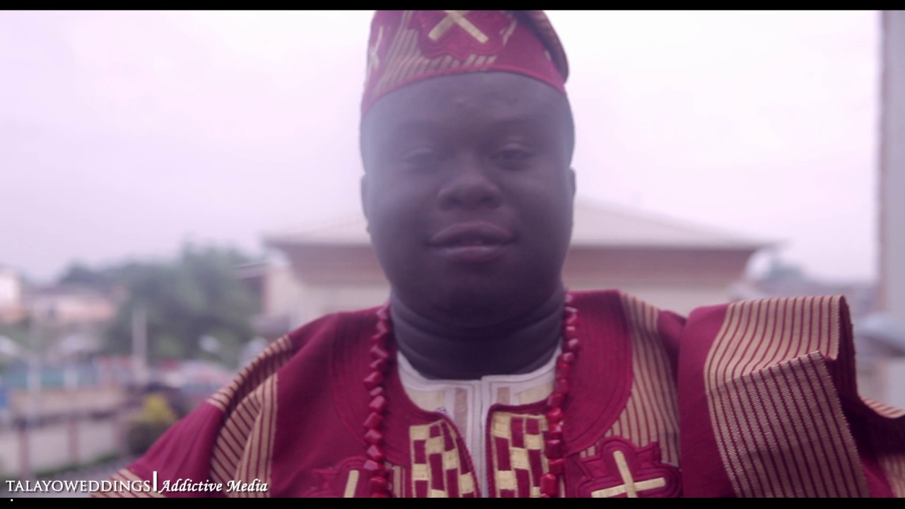 Download African traditional wedding of Dammy & Tokunbo.