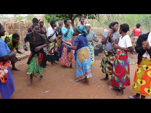 Chinamwali: Initiation dance from Malawi