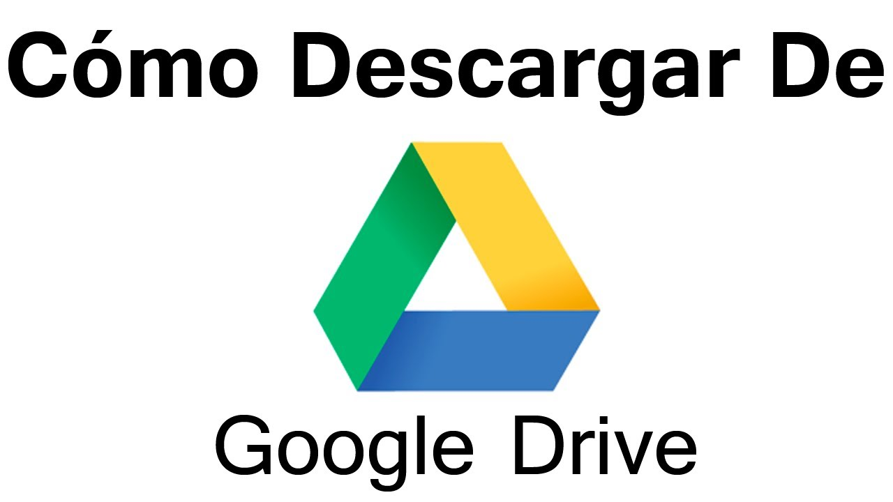 como descargar fotos de google drive iphone