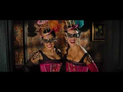 Bandidas - дублированный ролик