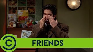 MY SANDWICH!!! - Friends | Comedy Central
