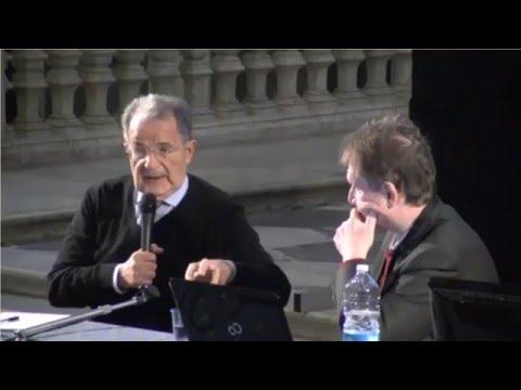 """""""La terza guerra mondiale?"""" Romano Prodi dialoga con Lucio Caracciolo al 3° Limes Festival"""