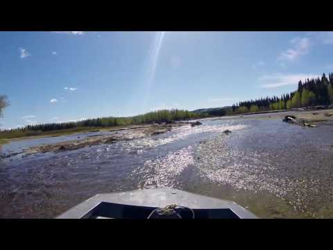Jet Boating Interior Alaska