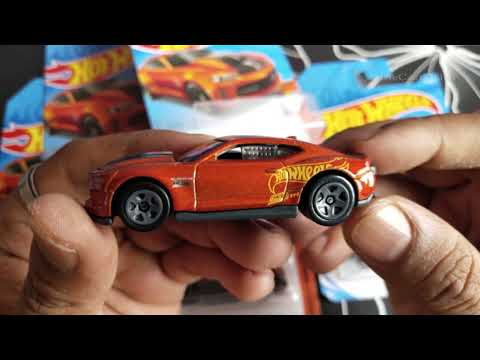 2019 Hot Wheels MUSCLE MANIA 5//10 /'18 Copo Camaro SS 71//250