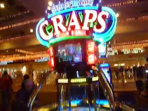 New craps game