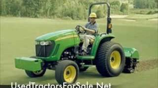 Used Tractors For Sale, John Deere and Garden tractors