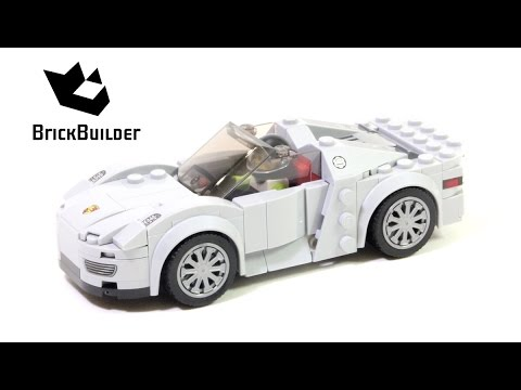 LEGO Speed Champions 75910 Porsche 918 Spyder - Speed Build for Collecrors - Full Collection (29/39) from YouTube · Duration:  3 minutes