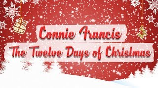 Connie Francis - The Twelve Days of Christmas // Christmas Essentials