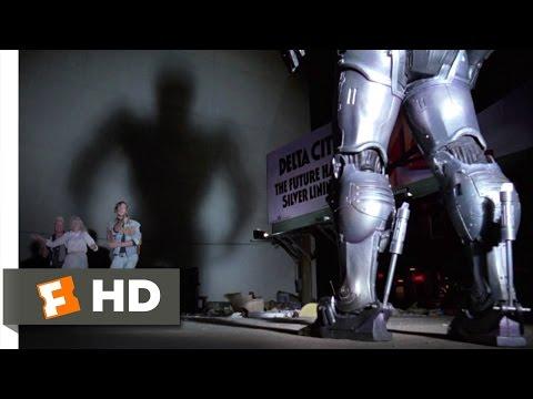RoboCop (3/11) Movie CLIP - Your Move, Creep (1987) HD