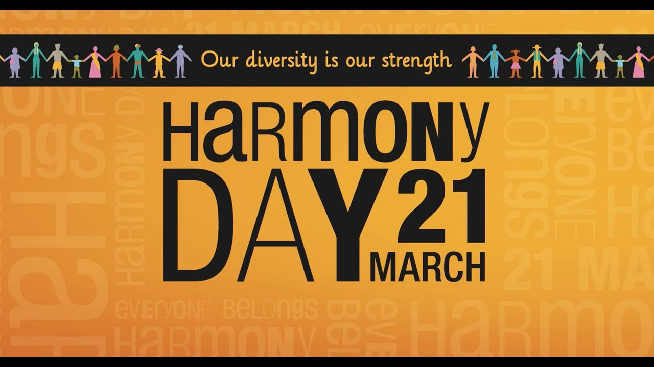 Image result for harmony day 2017 posters