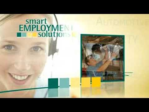Smart Employment Solutions : Cinema Advertisement