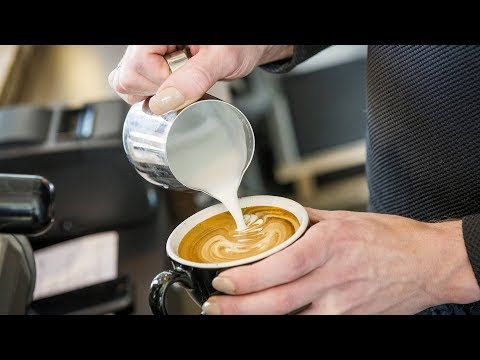 Mast Coffee in Toronto is a minimalist's dream