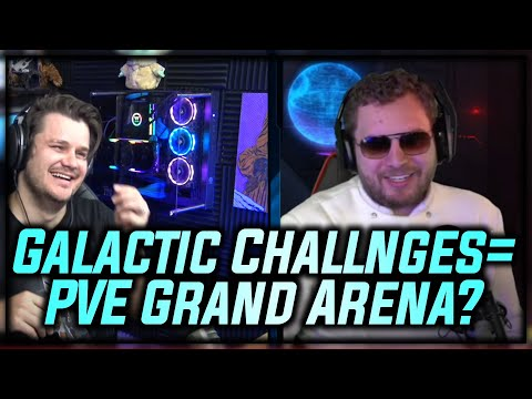 Galactic Challenges= Assault Battles 2.0 or PVE GAC?   Star Wars: Galaxy of Heroes from YouTube · Duration:  15 minutes 40 seconds