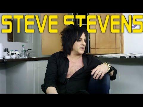 Interview: Steve Stevens