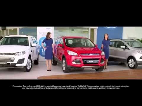 Ford Double Deals Ford Kuga  two of Ngaire Dawn Fair !