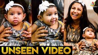 Cuteness Overloaded! Baby Aila Syed Bloopers Video | Alya Manasa, Sanjeev, Raja Rani Serial Vijay Tv