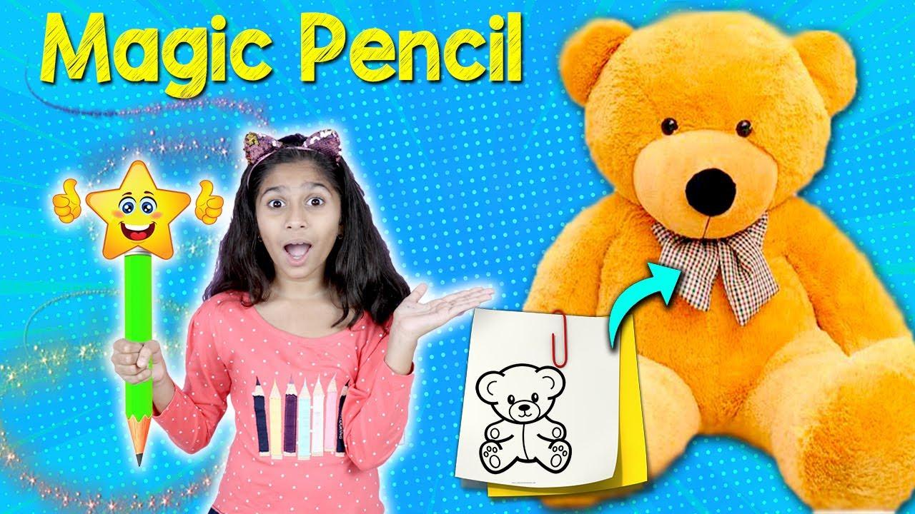 Pari Ko Mili Magic Pencil | Funny Short Film/Story | Pari's Lifestyle